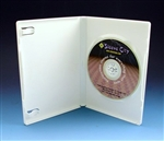 diskeeper dvd case white