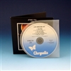 diskeeper anti-static cd dvd sleeve mini-lp