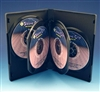 5 disc dvd case