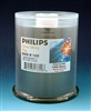 philips shiny silver dvd-r