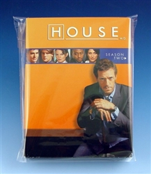 resealable dvd boxed set sleeve