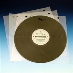 diskeeper 2.0 antistatic record sleeve sample