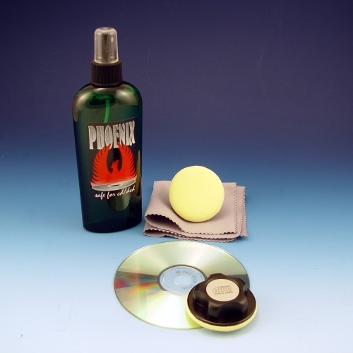 how to clean cd dvd