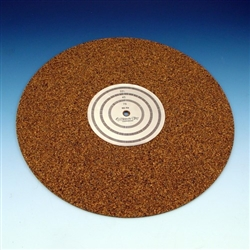 Sleeve City Cork Rubber Turntable Mat