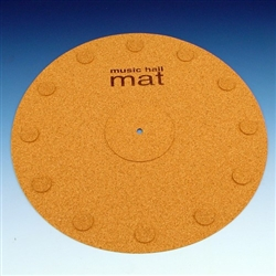music hall turntable mat