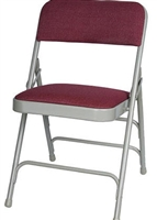 Free shipping Burgundy Cheap Brown Folding Chairs
