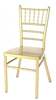 BUY Aluminum Gold Chiavari Chair Wholesale
