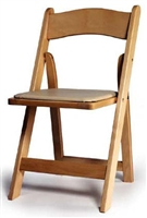 Natural Wood Folding Chairs Wooden Chairs | Indiana Wholesale Chairs | Hotel Wedding Wooden Chairs