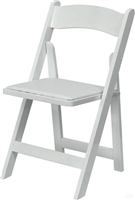 White Wood Folding Chairs Wooden Chairs | Indiana Wholesale Chairs | Hotel Wedding Wooden Chairs