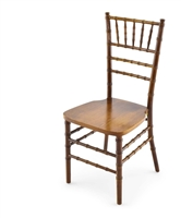 OHIO Wood Discount Fruitwood Chiavari Chair