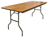 FREE SHIPPING  8ft Banquet Folding Tables, Cheap Banquet Folding Tables | Round Tables