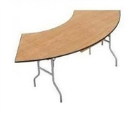 plywood wood folding table,  Texas Folding Tables