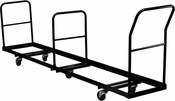 Folding Chair Standing Cart
