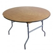"36"" Round Table, wholesale prices plywood folding tables, cheap round wood folding table"