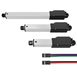 L12-I linear actuator with position controller