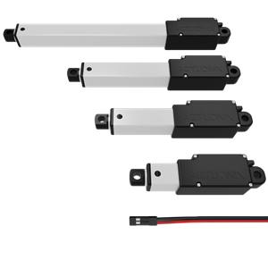 Micro Linear Actuator with limit switches