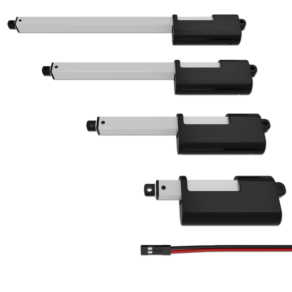 P16-S Linear Actuator with Limit Switches