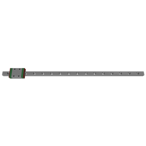 300mm micro linear slide rail