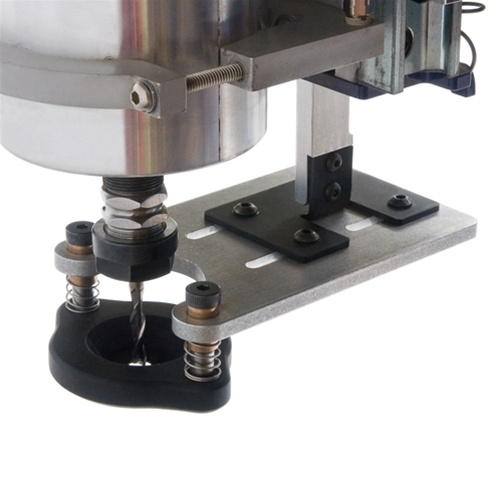 Cnc Pressure Foot Clamping Attachment Clamp And Cut