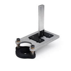 CNC Pressure Foot Clamping Attachment - Clamp and Cut Parts on Your CNC Machine Without Using Tabs or Double-Sided Tape - WidgetWorks Unlimited