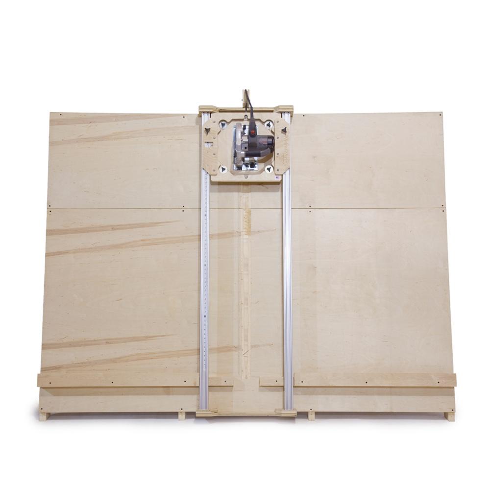 panel saw kit - diy frame version