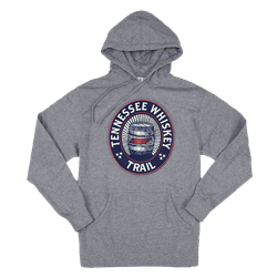 Barrel Hoodie - Gunmetal Heather