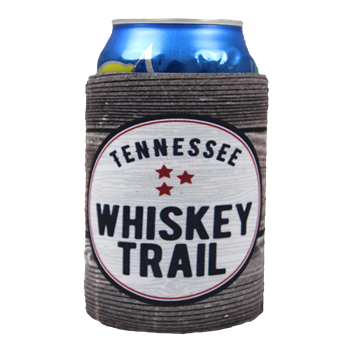 Tennessee Whiskey Trail Can Koozie
