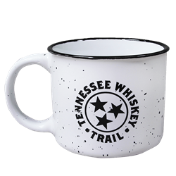 Tennessee Whiskey Trail Ceramic Campfire Mug