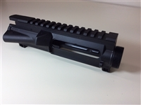 Striped A3 Anodized Upper Receiver