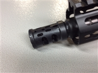 AR 9 9mm Competition Muzzle Brake 1/2x36