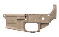 Aero Precision M4E1 FDE Stripped Lower Receiver