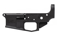 M4E1 Stripped Lower Receiver, Special Edition: Texas - Anodized Black
