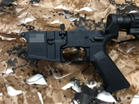 "Anderson ""Laser Engraved"" Complete Lower Receiver"