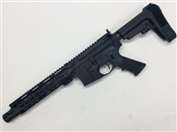"Blackout 8.5"" Pistol with SB Tactical Adjustable Pistol Stock"