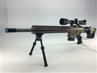 We are excited to offer the newest addition to our AR10 line-up. Chambered in 6.5 Creedmoor The AR10 is growing in popularity with Hunters of Medium to Large Size Game. The 6.5 Creedmoor is best described as Efficient, Accurate and Versatile.