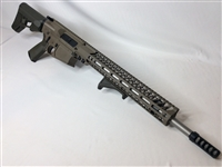 "AR 10 18"" FDE Cerakote 308 Win Stainless Steel"