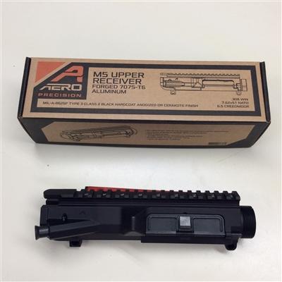 Bear Creek Arsenal (BCA) AR10 Assembled Upper Receiver is machined