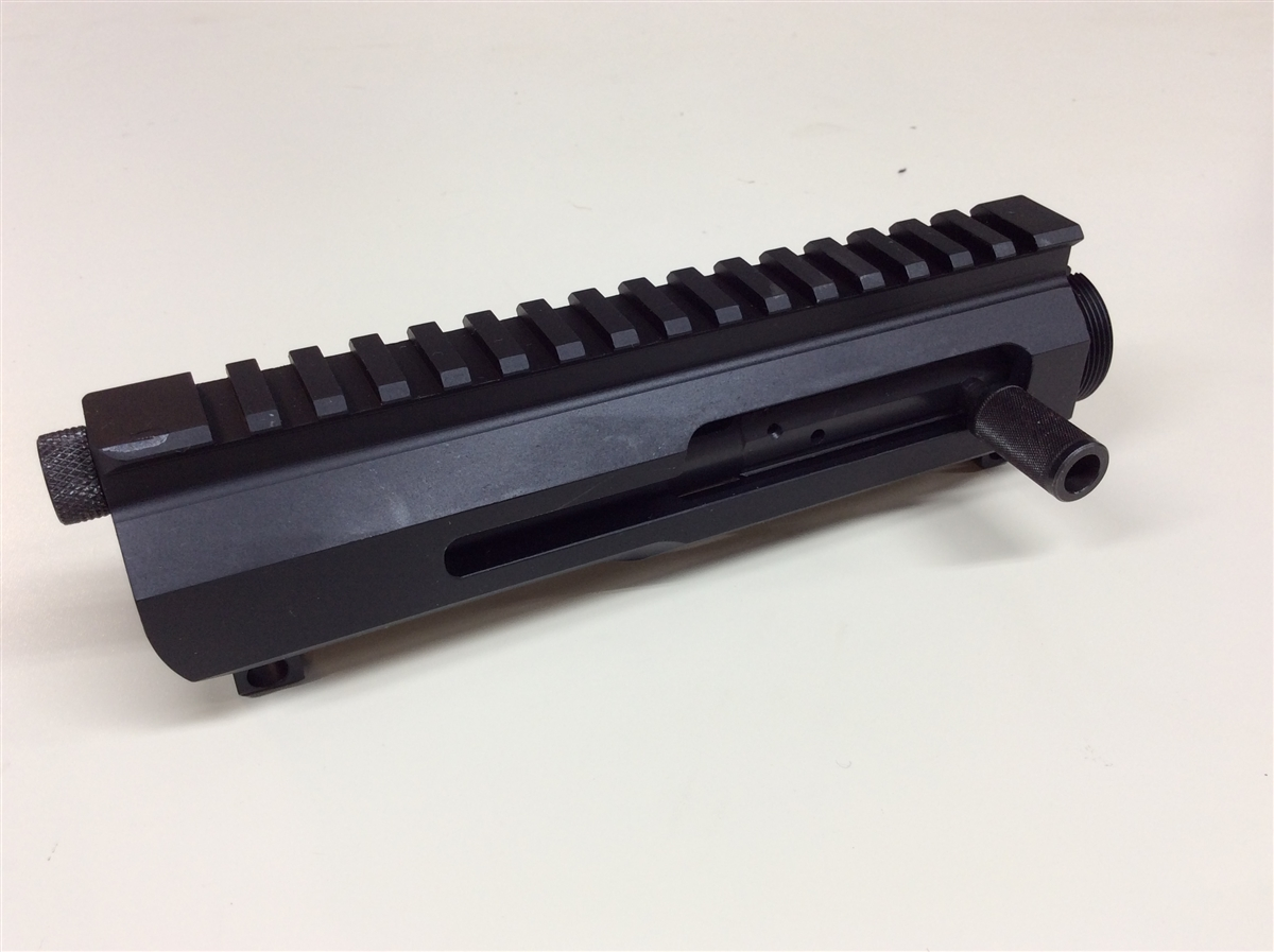 Billet Machined Side Charging Upper Receiver With Bolt Carrier Group