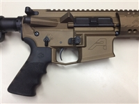The Cerakote Upgrade Service is offered to customers who purchase a Receiver Set/Builders Set from Patriot Arms and Supply.  This Service provides our customers the opportunity of having their Receiver Set/Builders Set refinished in the Cerakote