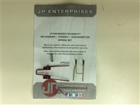 JP Enterprises Hammer, Trigger and Dis-connector Spring Set