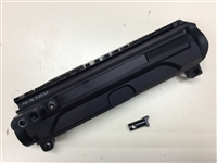 Non-Reciprocating 9mm Side Charged Upper Receiver