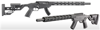 Imagine a Precision Rifle without the Precision Rifle Price. Precision Rifles are fun to shoot but they are expensive. Add the cost of ammunition forces most shooters to limit their range time. Not so with the Ruger Rimfire 22LR Precision Bolt Rifle.
