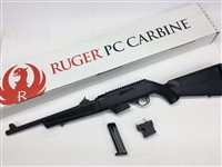 RUGER® PC 9mm CARBINE