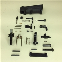 Strike Industries Enhanced Lower parts kit offers a convenient upgrade package for the AR15 for those looking for a complete Strike Industries solution for new builds, or to update their plain jane AR. This kit includes all the components needed