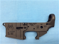 "Spikes Tactical Stripped ""Spider"" Lower Receiver"