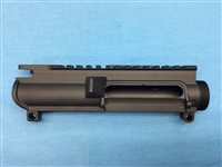 Anodized Stripped Slick Side Upper Receiver