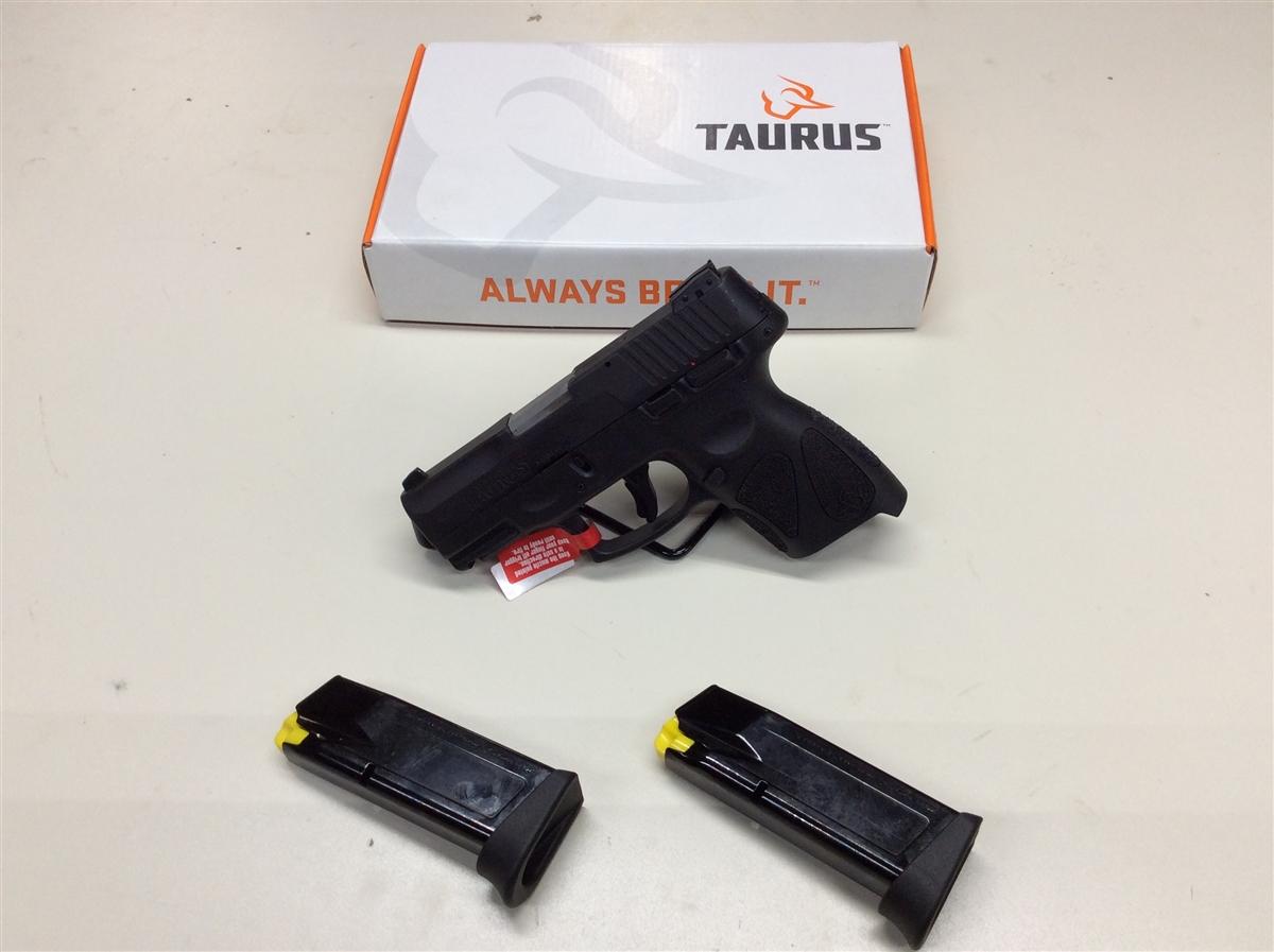 TAURUS G2C 9mm Compact Hand Gun