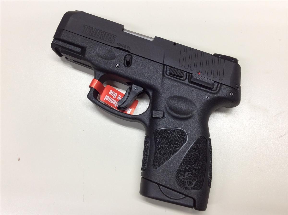 TAURUS G2S 9mm Sub-Compact Hand Gun