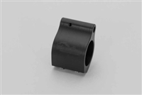 Low Profile Steel Gas Block 0.875