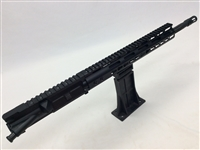 "Sportsman 16"" Upper Assembly chambered in 223 Wylde with 5R Rifling and Fluted Barrel. This is great option for a new build or upgrade to an older AR15. The 223 Wylde Chamber with 5R Rifling provides enjoyable Mid Range Varmint Hunting or Target Practice"